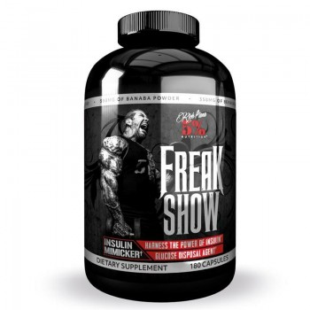 Rich Piana Freak Show by 5%...