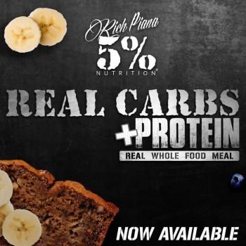 Rich Piana Real Carbs +...