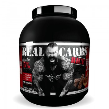 Rich Piana Real Carbs RICE...
