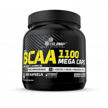 Olimp - BCAA 4:1:1 Mega Caps, 300 Kapseln