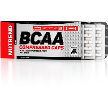 Nutrend BCAA Compressed...