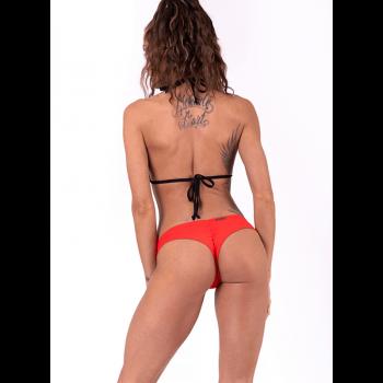 Bikini Top mit Falten 671...