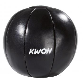 Medizinball 3 KG, schwarz