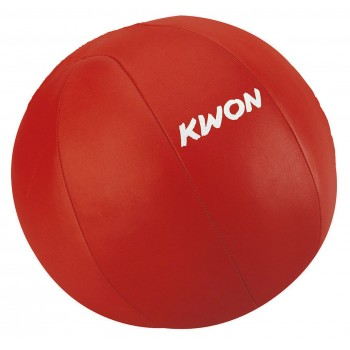 Medizinball 5 KG, rot