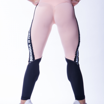 High waist mesh leggings...