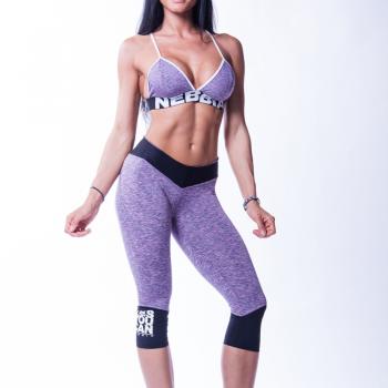 High waist ¾ leggings 607...