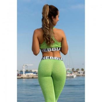 Leggings 222 Green - Nebbia