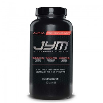Jym Supplement Science...