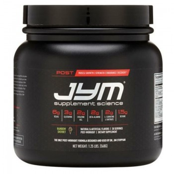 JYM Supplement Science Post...