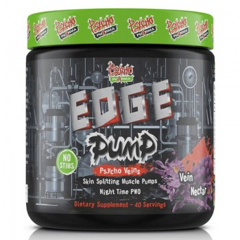 Psycho Pharma Edge Pump...