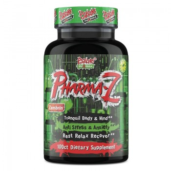 Psycho Pharma Pharma-Z 100...