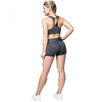 Hot Pants Cushy Grau -...