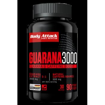 Body Attack Guarana 3000 -...