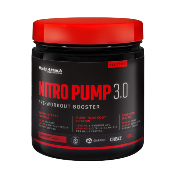 Body Attack Nitro Pump 3.0...