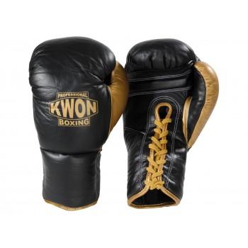 Boxhandschuhe Leder mit...