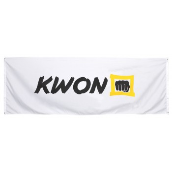 KWON Banner 3x1 m