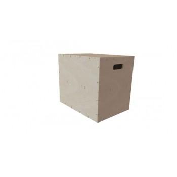Holz Plyo Box