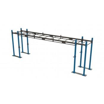 Funktionelle Training Brücke