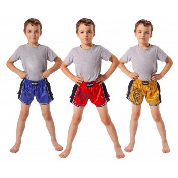 Kinder Muay Thai Box Shorts