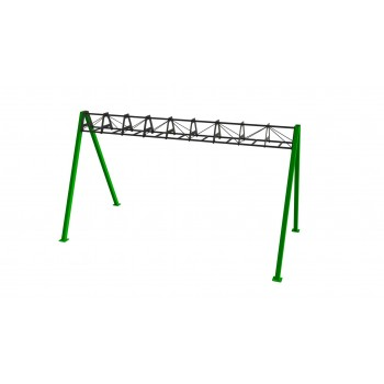Schlingentraining Rahmen 4,5m