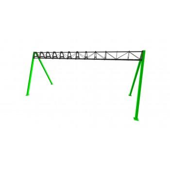 Schlingentraining Rahmen 6m