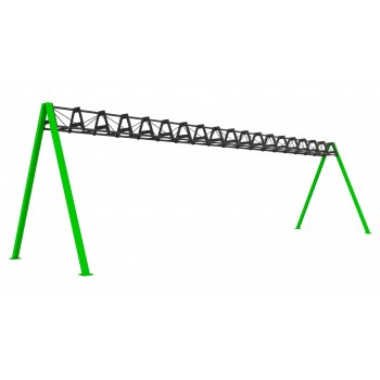 Schlingentraining Rahmen 9m