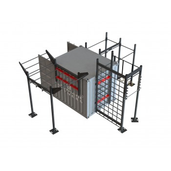 10ft Fitness Container