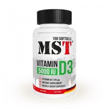MST - Vitamin D3 - 150...