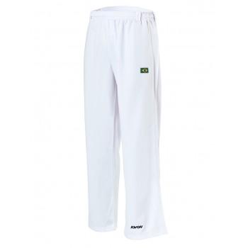 Capoeira Hose weiß