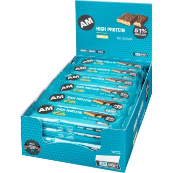 AMSPORT High Protein Bar...