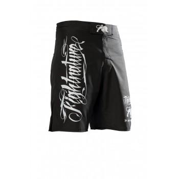 FIGHTNATURE MMA Shorts schwarz