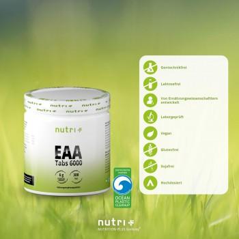nutri+ vegane EAA Tabs...
