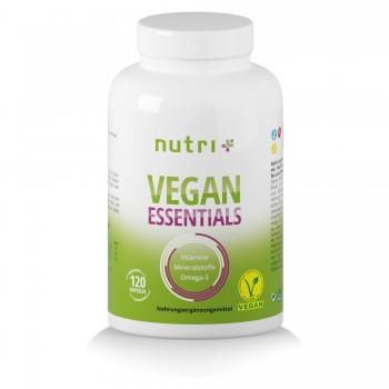 nutri+ Vegan Essentials,...