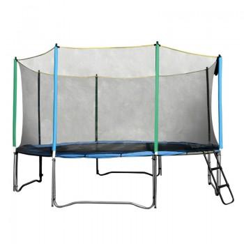 Top Jump 430 cm Trampolin Set