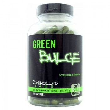 Controlled Labs Green Bulge...