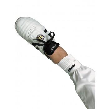 KWON Trousers Stripes -...