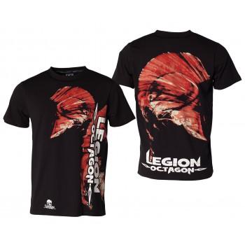 LEGION OCTAGON T-Shirt Red...