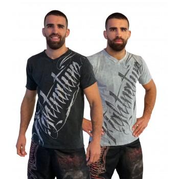 FIGHTNATURE T-Shirt V-Neck