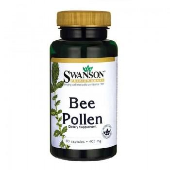 Swanson Bee Pollen 100 Kaps.