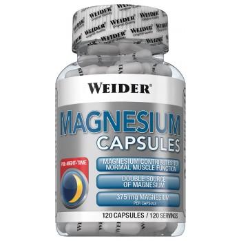 WEIDER® Magnesium Capsules