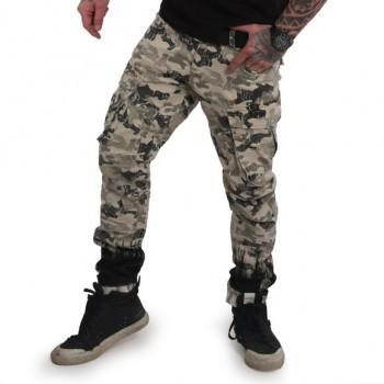 Splatter Cargo Pants,...