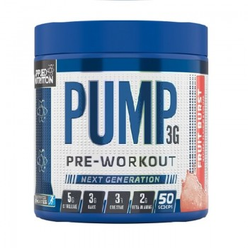 Applied Nutrition Pump-3G 375g