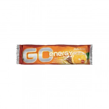 BioTech USA GO Energy Bar,...