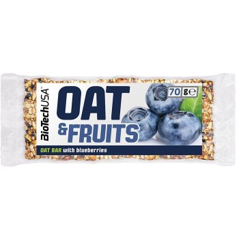 BioTech USA Oat & Fruits...