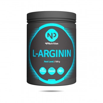 NP Nutrition L-Arginin,...