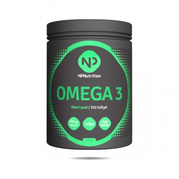NP Nutrition Omega3, 350...