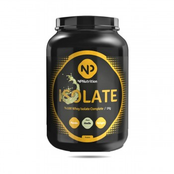 NP Nutrition Complete Whey...