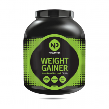 NP Nutrition Weight Gainer,...