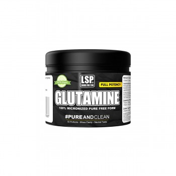 LSP Glutamine, 250g Dose