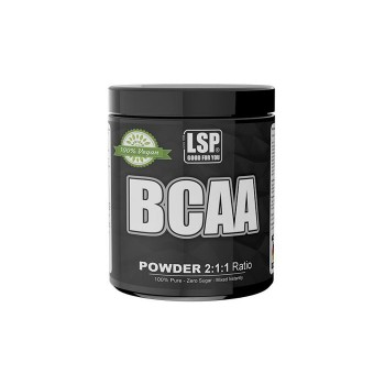 LSP BCAA Pulver, 500g Dose